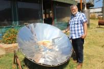 KAZDAĞLARI - Bu Köyde Yemekler Güneş İle Pişiyor
