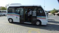 BÜYÜKDERE - Burhaniye'de Minibüslere Kameralı Güvenlik