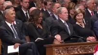BARACK OBAMA - Bush'un Bayan Obama'ya Ne Verdiği Anlaşıldı
