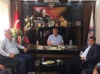 CHP Yönetiminden Esnaf Odaları Birliği'ne Ziyaret