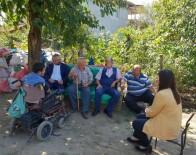 Devlet Dağ Köylerindeki Bakıma Muhtaç Aileleri Bulup Yardımına Koşuyor