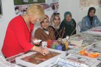 Elazığ'da Belediye Tarafından Açılan, 'Yaşam Merkezi' İle Kadınlar Kendilerini Geliştiriyor