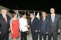 BENYAMİN NETANYAHU - Filipinler Devlet Başkanı İsrail'e Geldi