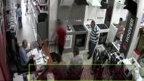 SÜRÜCÜ BELGESİ - Gaziantep'te Hırsızlık Anı Güvenlik Kamerasında