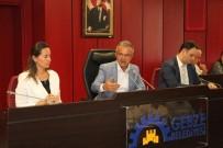 ESKIHISAR - Gebze'de Eylül Ayı Meclis Toplantısında 12 Gündem Maddesi Görüşüldü