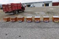 Genç Çiftçilere Arı Ve Arıcılık Malzemesi Dağıtıldı