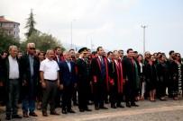 KADIR AYDıN - Giresun'da Avukatlar, Hakimler Ve Savcılardan Ortak Adli Yıl Açılışı Töreni