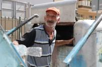 ŞEKER HASTASı - Görme Engelli Eşine Bakabilmek İçin 16 Yıldır Çöpten Kağıt Topluyor
