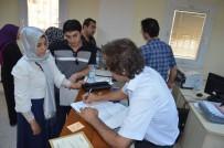 YABANCI ÖĞRENCİ - HRÜ'de Öğrenci Kayıtları Başladı