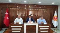 MEHMET METIN - İl Genel Meclisi Toplantısı Yapıldı
