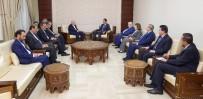 SURIYE DEVLET BAŞKANı - İran Dışişleri Bakanı Zarif, Esad İle Görüştü