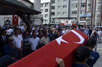 Kansere Yenik Düşen Polis Memuru Son Yolculuğuna Uğurlandı