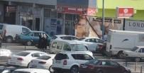 HALITPAŞA - Kars'ta Caddeler Otoparka Döndü