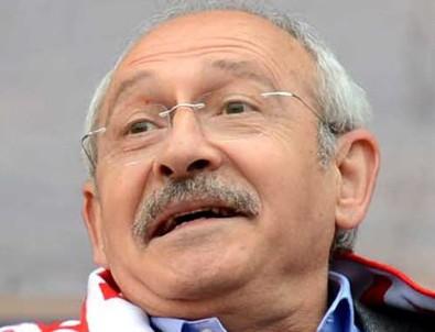 Kemal Kılıçdaroğlu'ndan büyük gaf!