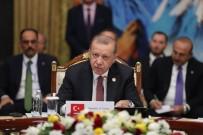 KAZAKISTAN CUMHURBAŞKANı - Kırgızistan'da Türk Konseyi Zirvesi Başladı
