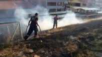 Kırşehir Belediyesi İtfaiyesi 336 Yangına Müdahale Etti