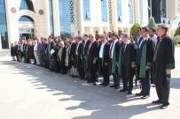 HUKUK FAKÜLTESI - Konya Adliyesinde Adli Yıl Açılış Töreni