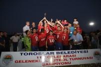 30 AĞUSTOS ZAFER BAYRAMı - Köylerarası Futbol Turnuvası'nın Kazananı Arpaçsakarlar Oldu
