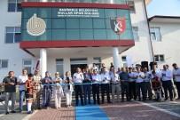 HÜSEYIN AYAZ - Kullar Spor Kulübü Gençlik Eğitim Ve Kamp Merkezi Dualarla Açıldı