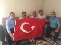 MAYIN PATLAMASI - Manisa Büyükşehir'den Kahraman Gaziye Vefa Ziyareti
