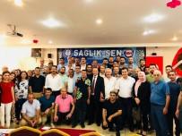 Mardin Sağlık-Sen Seçimini Ünverdi Kazandı