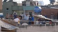 MEHMET KAYA - Mersin'deki Cenazeler Hastane Morguna Kaldırıldı