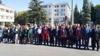 YıLMAZ ŞIMŞEK - Niğde'de Adli Yıl Törenle Açıldı