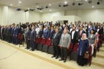 SİVAS VALİSİ - Sivas'ta Yeni Adli Yılın Açılışı Yapıldı