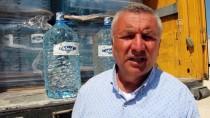 AFRİN - Suriyelilere Su Yardımı