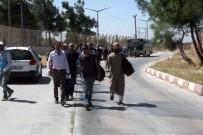 Suriyelilerin Türkiye'ye Dönüşü Başladı