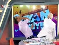 YEŞILÇAM - Beyaz TV sunucusu canlı yayında dayak yedi