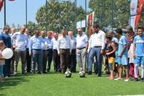 Trabzonlu Şehidin İsmi Gemlik'te Halı Saha Ve Parkta Yaşayacak