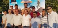 MURAT ÖZKAN - Turhal Şeker Fabrikası, 21 Uluslararası Güreş Turnuvasına Ev Sahipliği Yaptı