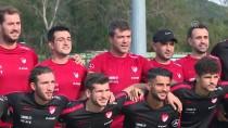 GÜNEY KIBRIS RUM KESİMİ - Ümit Milli Futbol Takımı Hazırlıklarına Başladı