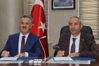 PEYAMİ BATTAL - Van YYÜ'de 'PTT Kart' Dönemi