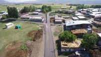 ALİ KORKUT - Yakutiye, 31'Nci Köyü Asfaltlıyor