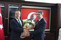 ORHAN ÖZDEMIR - Yeni Komisyon Başkanı Oğuzhan Yaşar Oldu