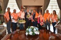 KÜLTÜR ŞÖLENİ - Yörük Türkmen Derneği'nden Vali Güvençer'e Davet