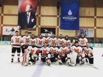 İZLANDA - Zeytinburnu Belediyesi Buz Hokeyi Takımı, 4. Kez Devler Ligi'nde