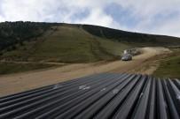 Zigana Kayak Merkezi'nin Kayak Pisti Doğalgaz Boru Hattı İçin Tahrip Edildi