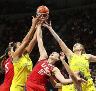 2018 FIBA Kadınlar Dünya Kupası ABD'nin