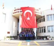 İTFAİYECİLER - AFAD'dan Erzurum İtfaiye'ye Kutlama Ziyareti