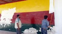 GEÇİM SIKINTISI - Afrin'de Terörün İzleri Siliniyor