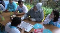 MURAT SEFA DEMİRYÜREK - Bakan Selçuk Down Sendromlu Çocuklarla Bir Araya Geldi