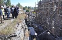 AHMET ARSLAN - Beylerbeyi Sarayı'nda Restorasyon Çalışmaları Sürüyor