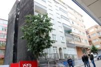 CEMAL GÜRSEL - Bina Yıkılma Riskine Karşı Boşaltıldı