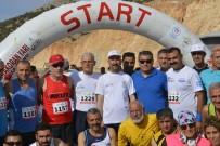 DAVUL ZURNA - Birinci Takoran Yarı Maratonu Tamamlandı