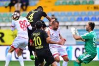 UMUT KAYA - Boluspor Deplasmanda İstanbulspor'u Yendi