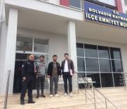 Bolvadin'de Hırsızlar Polisten Kaçamadı