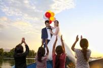 Çıldır Gölü Yeni Evlenen Çiftlerin Çekim Mekanı Oldu
